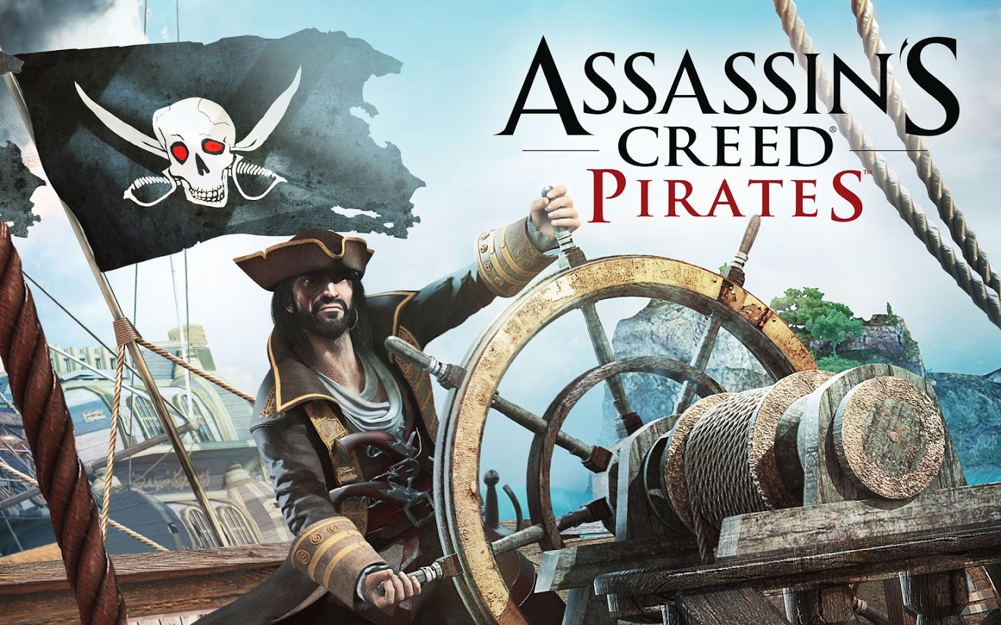 Download Android Games Assassins Creed Pirates apk data mod unlimited money