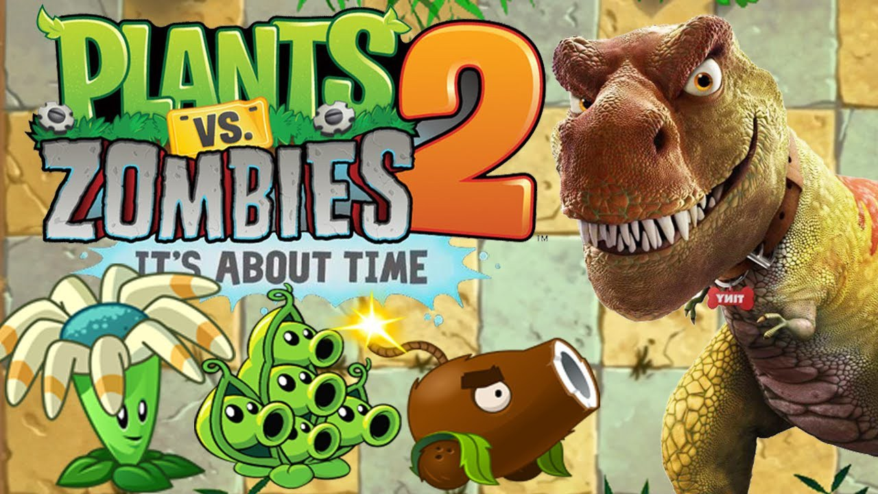 Download Android Games Plants vs Zombies 2 v4.6.1 apk data mod