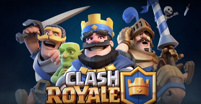 Download Clash Royale APK v1.1.2 Android Games